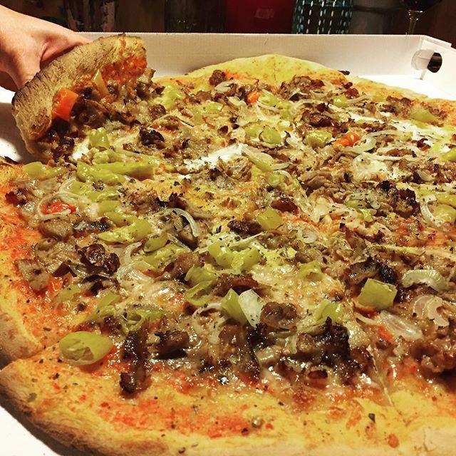 Jumbo #pizza