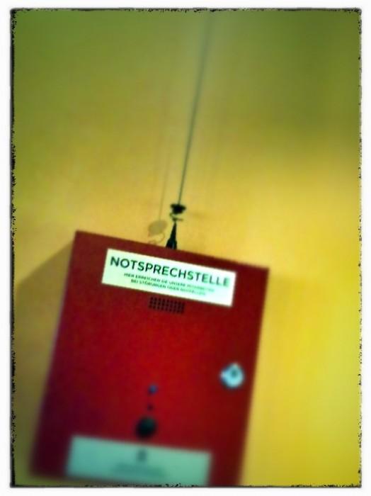 Notsprechstelle