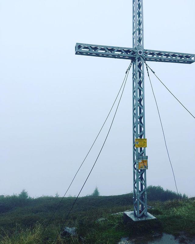 Gipfelkreuz Dürrenschöberl