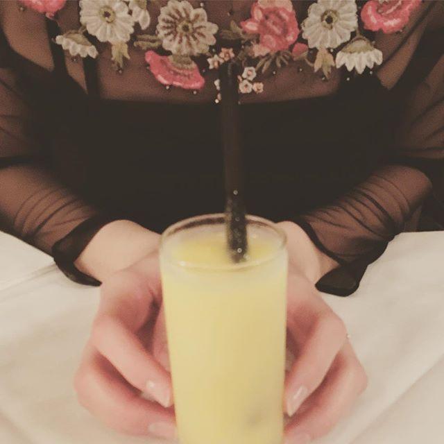 Eiskalt. Begleitung mit Sgroppino #vienna #drinks #warmdayscolddrinks