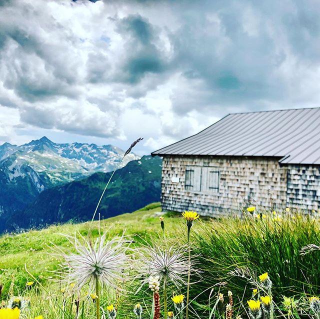 Bergblick im Gasteiner Tal