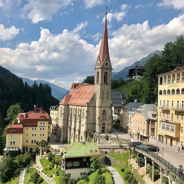 Preimskirche, Bad Gastein