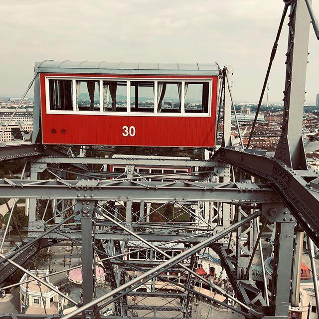 Ferris wheel - Das Riesenrad im Pater, Wien