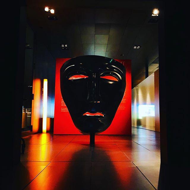 Varus, Varus, gib mir meine Legionen zurück!.....#varusschlacht #museum #kalkriese #osnabrückerland #bramsche #varusschlachtmuseum #römer #germanen #landkreisosnabrück #varus #romans #romanempire #mask #romanmask #archeology #ancientrome #ancienthistory #history #igersgermany #ig_deutschland #scary