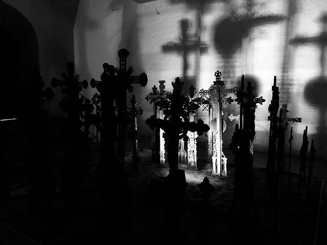 Shadow crosses...#stiftzwettl #shadowhunters #justcatholicthings #blackandwhitephotography #blackandwhitephoto #klösterreich #igersviennaontour #travelpictures  #austriagram #365austria  #ig_austria #europe #living_europe #topeuropephoto