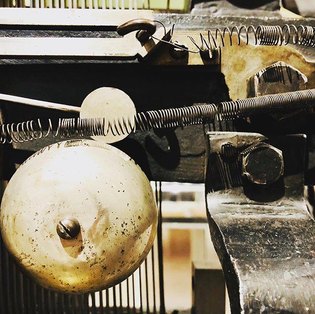 Dingdong ...#dingdong #museum #historygram #historymuseum #mechanica #viennalove  #igersvienna #technischesmuseumwien