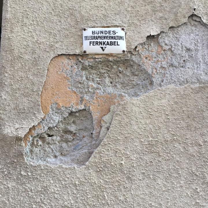 Bundestelegraphenverwaltung Fernkabel V