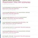 Twitterstream von @ClNDl mit unzähligen notifications