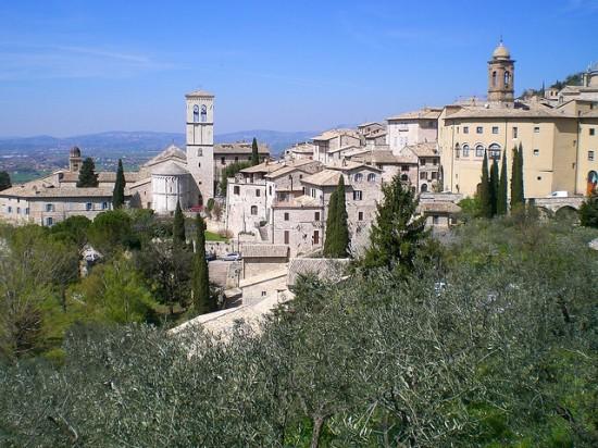Panorama von Assisi (3)