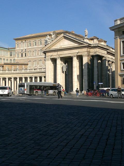 Petersplatz - rechte Seite