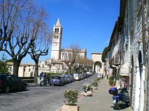 Weg nach Assisi, Italien (2)