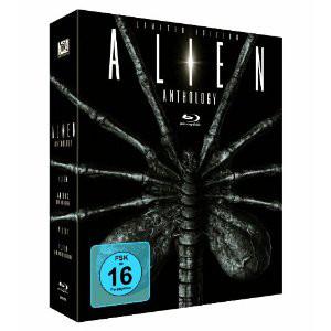 Alien Anthology Box Set (6-Disc) [Blu-ray]