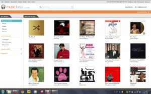 Übersicht: Die Cover der Alben werden präsentiert