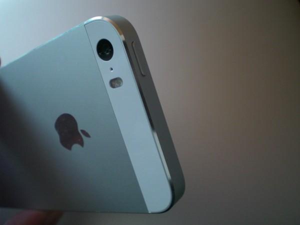 iPhone 5S (weiß/silber)