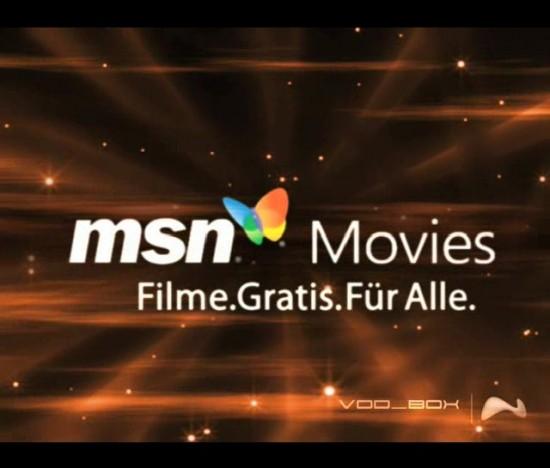 MSN Movies (Logo)