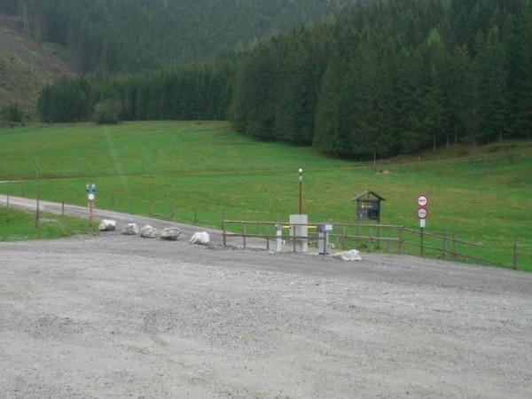 Mautstation Kaiserau: Der Weg zur Oberst-Klinke-Hütte ist kostenpflichtig