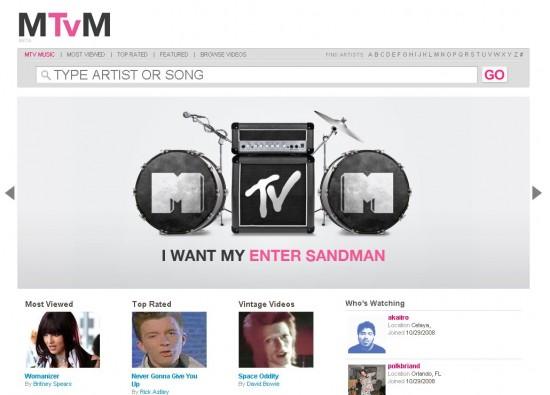 MTV Music (www.mtvmusic.com)