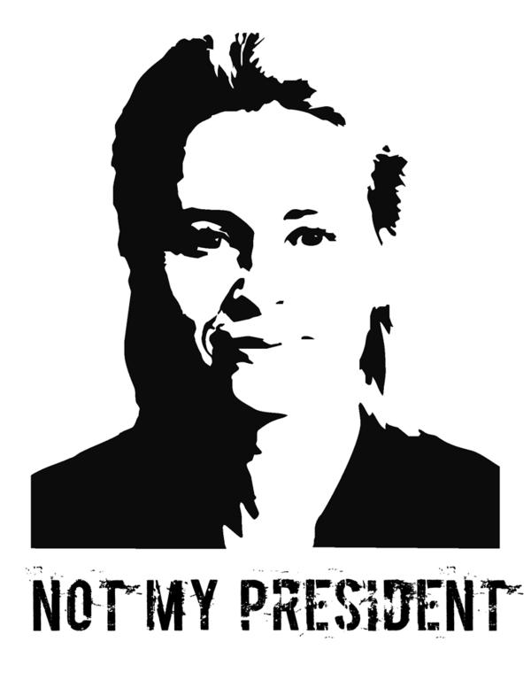 Ursula von der Leyen is not my president