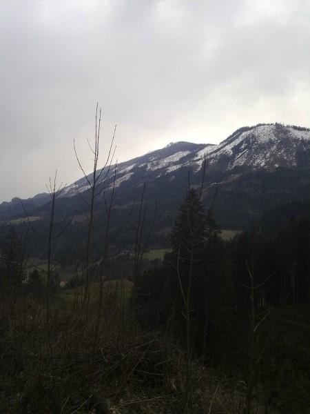 Panorama der Steiermark