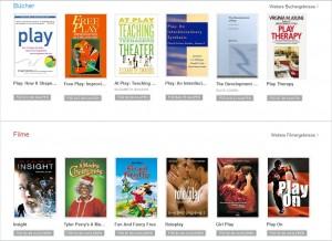Google Play mit komplettem Funktionsumfang - Bücher und Filme - 3