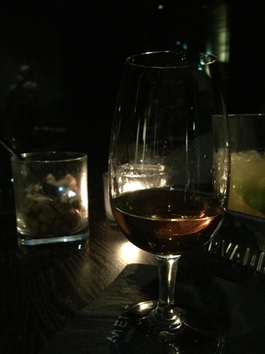 Ein Rum mit Atmosphäre