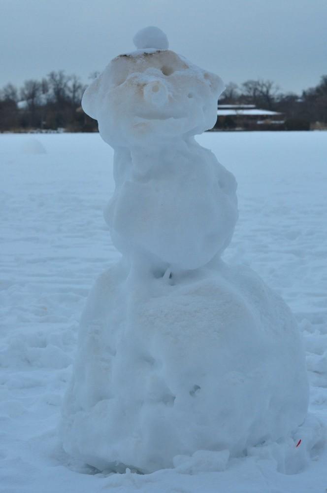 Der Schneegnom
