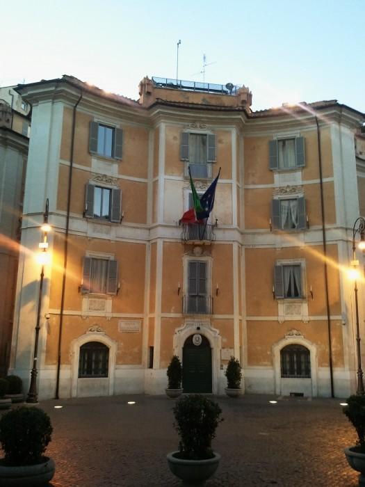 Stadtvilla in Rom