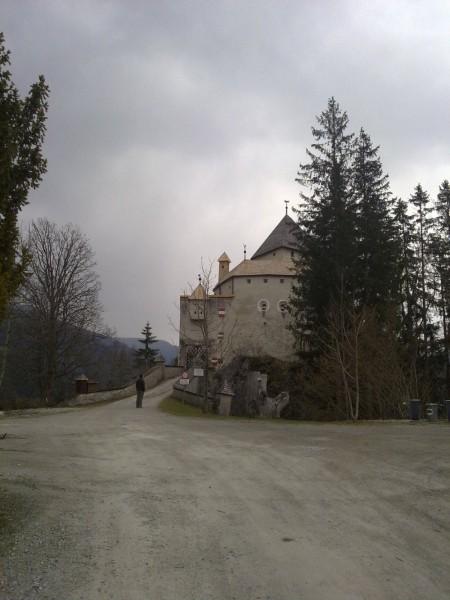 Burg Strechau in der Steiermark