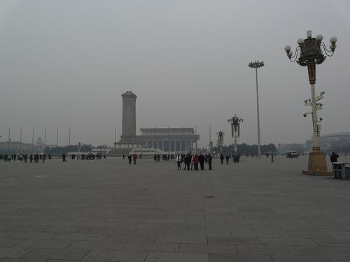 Tiananmen Square von Sanfamedia.com