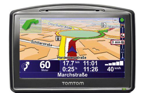 TomTom Go 730 Traffic Navigationssystem inkl. TMC Pro