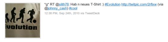 Tweet Nest: Twitpic-Bilder werden automatisch eingebunden