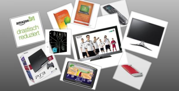 Überblick über die Amazon Cybermonday Top-Produkte